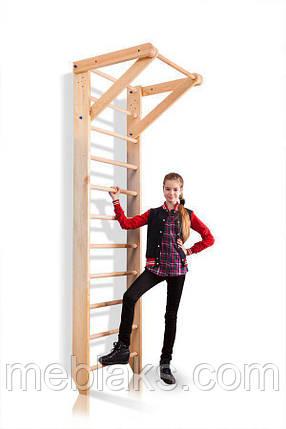 Шведская стенка  с турником - «Sport 1-240» SportBaby , фото 2