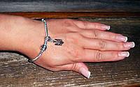 Браслет Пандора Pandora шарм Тризуб