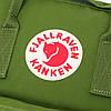 Рюкзак Kanken Fjallraven Classic 16л Хаки - Реплика ААА Класса!, фото 8