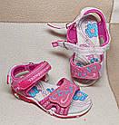 Самые комфортные босоножки - сандалии девочке, р.26 (16,4 см), фото 3