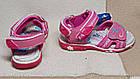 Самые комфортные босоножки - сандалии девочке, р.26 (16,4 см), фото 2