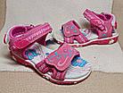 Самые комфортные босоножки - сандалии девочке, р.26 (16,4 см), фото 4