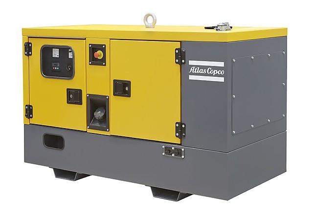 Дизельная электростанция (Генератор) Atlas Copco QES 30
