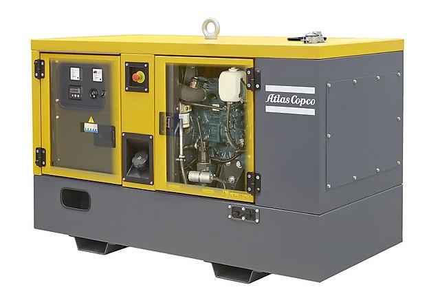 Дизельная электростанция (Генератор) Atlas Copco QES 40