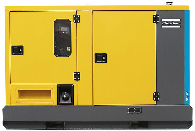 Дизельная электростанция (Генератор) Atlas Copco QES 65