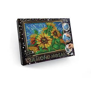 Алмазная живопись Dankotoys Diamond mosaic Подсолнух DM-02-02 (40899)