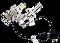 Лампочки Светодиодные H4 LED - 33W - 12V, фото 1