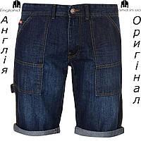Размер М (48й) - Шорты мужские Lee Cooper из Англии - джинсовые - Акция