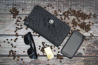 Кожаный клатч Stefano Ricci / Мужской клатч из натуральной кожи