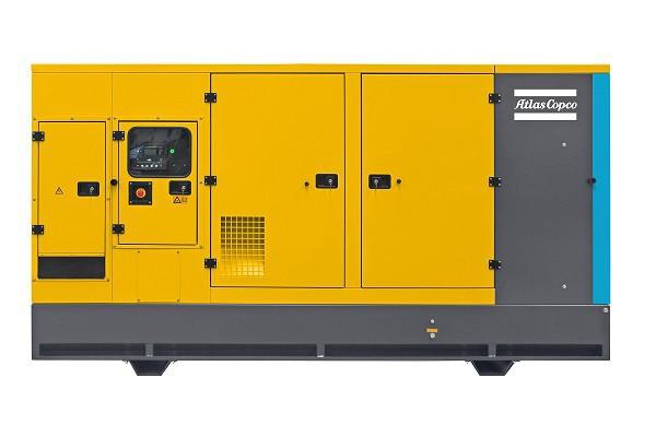Дизельная электростанция (Генератор) Atlas Copco QES 250