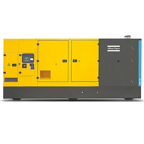 Дизельная электростанция (Генератор) Atlas Copco QES 320