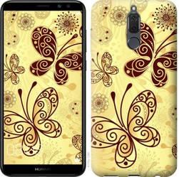 "Чехол на Mate 10 Lite Красивые бабочки ""4170c-1240-328"""