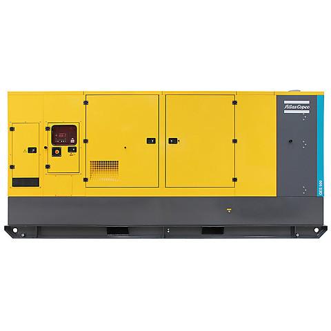 Дизельная электростанция (Генератор) Atlas Copco QES 500