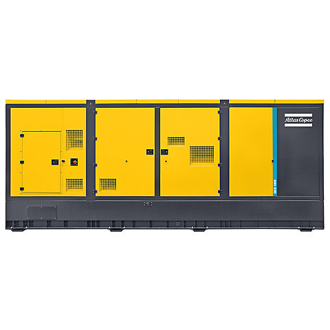Дизельная электростанция (Генератор) Atlas Copco QES 1000