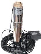 Насос для скважины погружной Водолей БЦПЭ 1,2 -80 ( 4.2 куб/ч 80м)