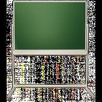 Доска магнитная, поворотная, на колёсах «Модерн» — 2000х1000 мм, фото 1