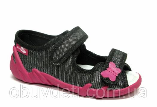Ортопедические  сандалии для девочек Renbut 30 (19,5 см)