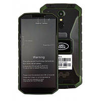 "Защищенный смартфон Land Rover (Guophone) XP9800 green IP67 (2SIM) 5,5"" 2/16ГБ 5/13Мп 4G оригинал Гарантия!"