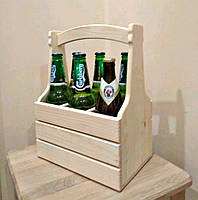 """Ящик для переноски напитков """"Кракатау"""" бланже"""