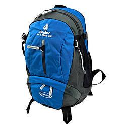 Рюкзак Deuter Act Trail-28L блакитного кольору
