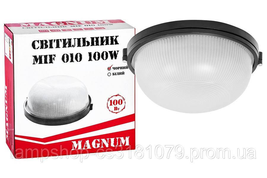 Светильник настенно-потолочный MAGNUM MIF 010 100W E27 черный