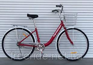 Дорожный велосипед TopRider 810 Retro 28 (17 рама), фото 2