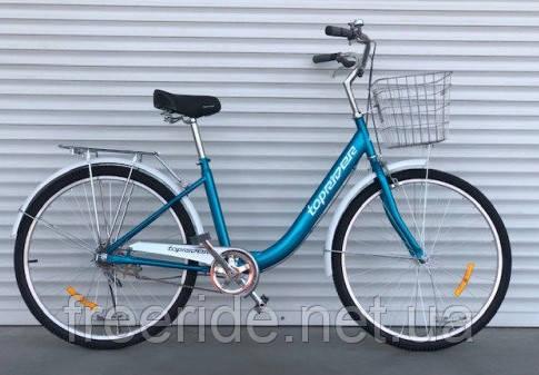 Дорожный велосипед TopRider 810 Retro 28 (17 рама)