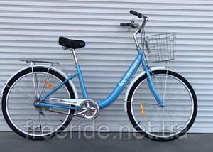 Дорожный велосипед TopRider 810 Retro 28 (17 рама), фото 3