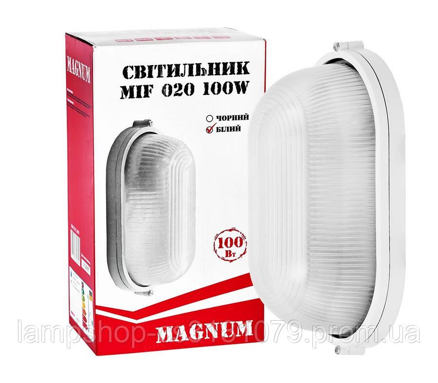 Светильник настенно-потолочный MAGNUM MIF 020 100W E27 белый