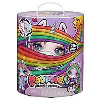 Игровой набор Пупси Фиолетовый Единорог Слайм с сюрпризами Poopsie Slime Surprise Unicorn MGA