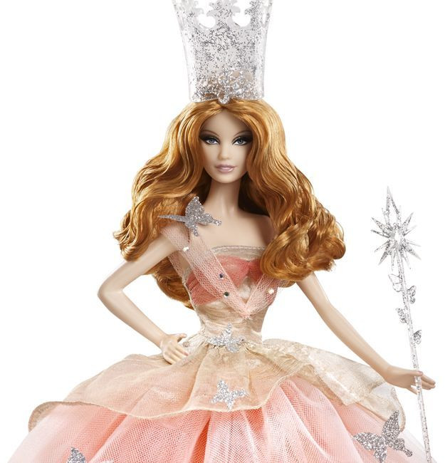 Коллекционная кукла Барби Фантазия гламура Глинда с страны ОЗ / THE WIZARD OF OZ Fantasy Glamour GLINDA