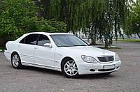 Аренда Мерседес S 600 W220, фото 1