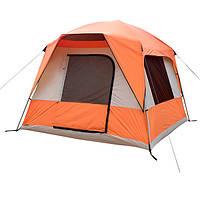 Палатка 4+2 местная GreenCamp GC10
