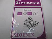 Застежка американка PHOENIX 00-9