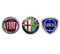 Fiat, Alfa Romeo, Lancia