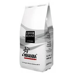 Кофе в зернах Mokarabia Strong 1кг Италия. 100% Оригинал