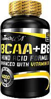 Аминокислота BCAA + B6 (100 tabs) BioTech