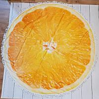 Пляжная подстилка-полотенце (150 см.) - цвета в ассортименте