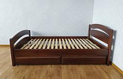 """Полуторная кровать """"Марта"""" с ящиками 6"""