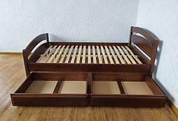 """Полуторная кровать """"Марта"""" с ящиками 7"""