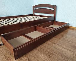 """Полуторная кровать """"Марта"""" с ящиками 8"""