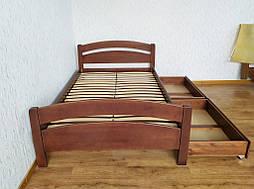 """Полуторная кровать """"Марта"""" с ящиками 9"""