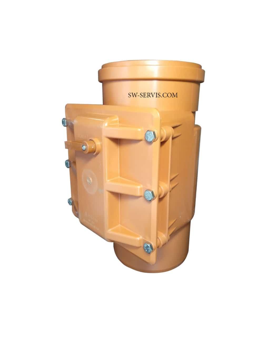 Обратный клапан для канализации ду160 pestan