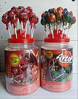Aysultan Aytop леденцы на палочке со вкусом колы и лесных ягод 200 штук Турция Акция , фото 1