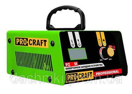 Инверторное зарядное устройство PROCRAFT PZ10М, фото 2