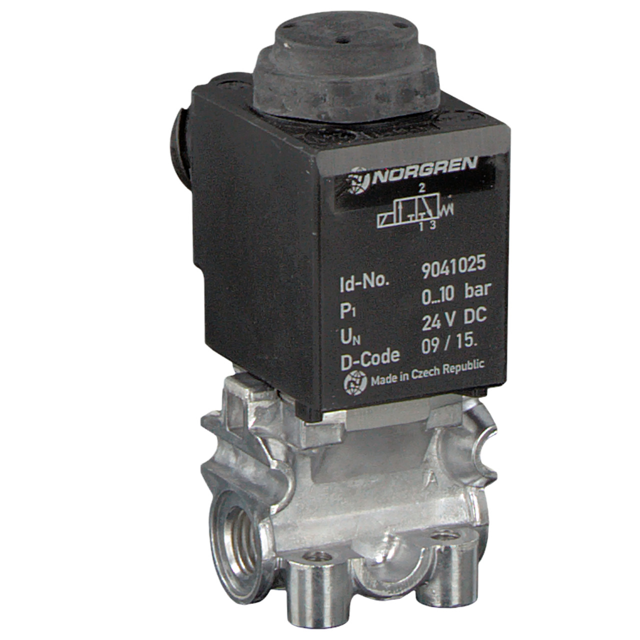 Электромагнитный клапан (соленоид, делитель) Volvo 1078316