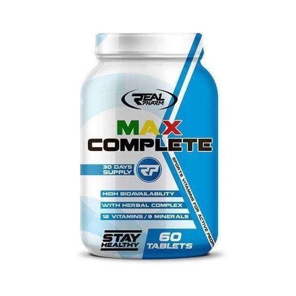 Минерально-витаминный комплекс Max Complete Real Pharm (60 таб)