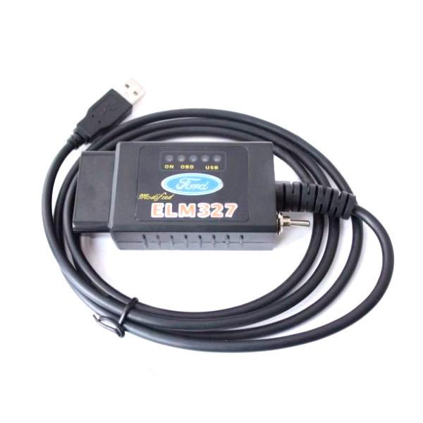Диагностический сканер для Ford, Mazda  v1.5 с переключателем