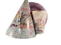 "Набор одноразовый бумажной посуды №1/19 ""Мишка!""  6шт (1 пач)заходи на сайт Уманьпак"