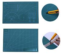 Двусторонний коврик для пэчворка А3, фото 1